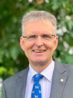 Herr Joachim Walczuch Präsident 2018/19